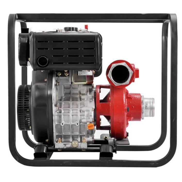 厂家直销80口径抽水泵 柴油机3寸高压水泵