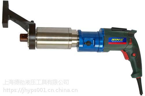 德国进口JHYPS(劲博世)电动扭矩扳手30-12000N.m直柄弯柄数显电动定扭矩扳手