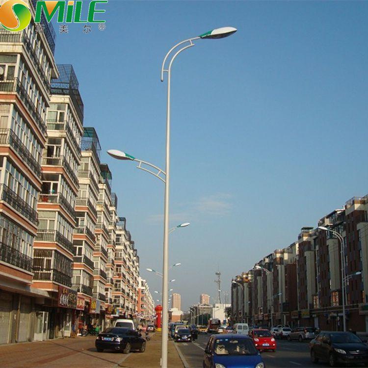 8米100瓦LED路灯//市电路灯//道路照明灯