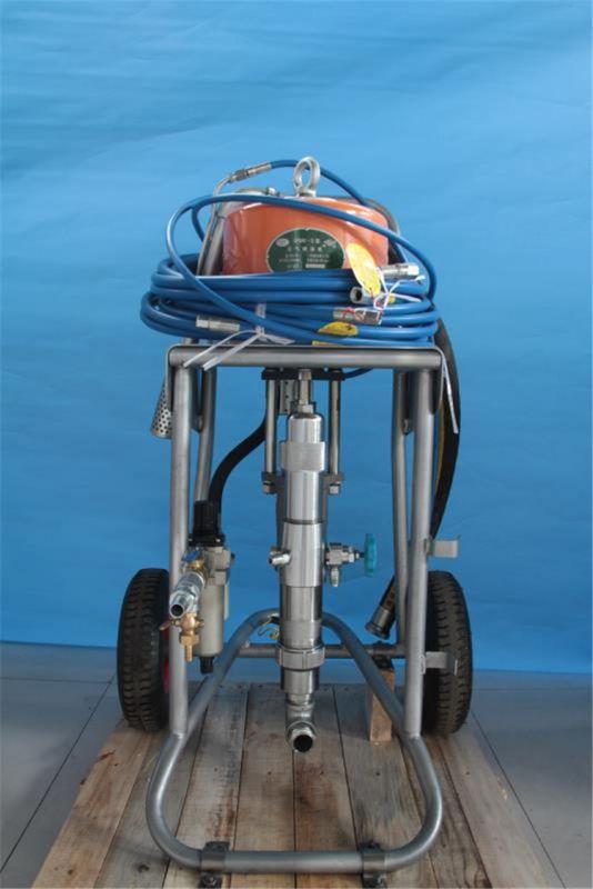 長江GPQ9CA氣動噴塗機 厚漿高粘度塗料噴塗設備