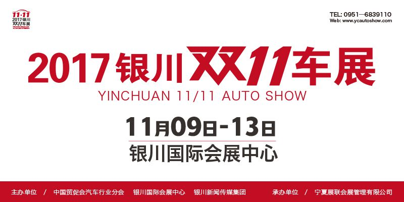 2017银川双11车展