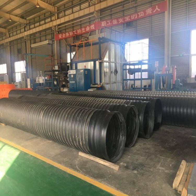 焦作加钢带的波纹管|排污排水管厂家