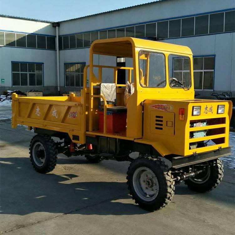 越野四驅四不像運輸車 ZC-3型多功能礦用自卸車 四輪柴油農用車價格