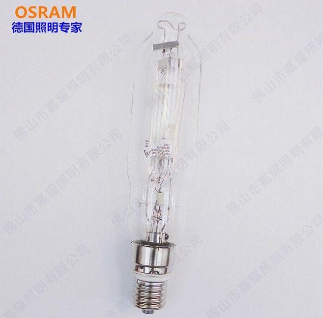 欧司朗金卤灯HQI-T 1000W/D E40 220V欧标金卤灯管 OSRAM