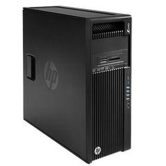惠普 HP Z440 工作站 E5-1603V3 4G-DDR4 500G DVD刻录 键鼠