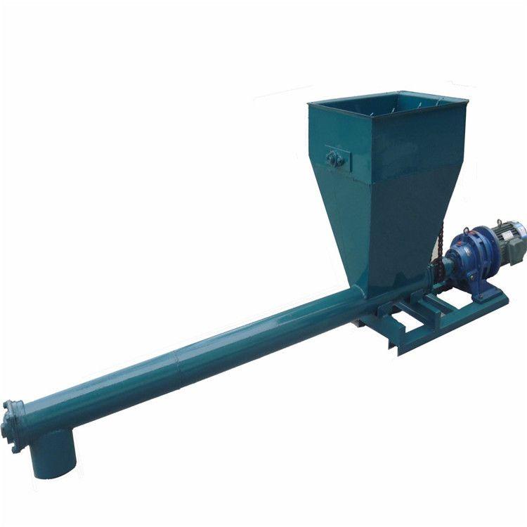 天水销售碳钢螺旋提升机 兴亚粉体上料机批发