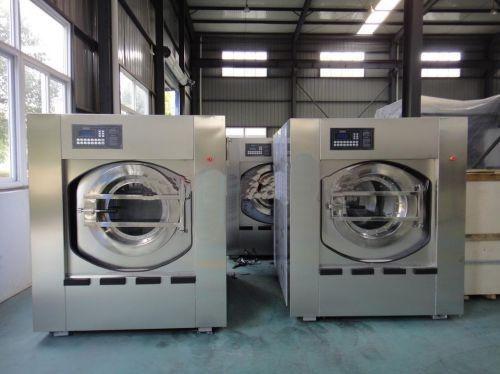 供应海杰牌全自动工业洗涤脱水机XTQ-50洗涤脱水机