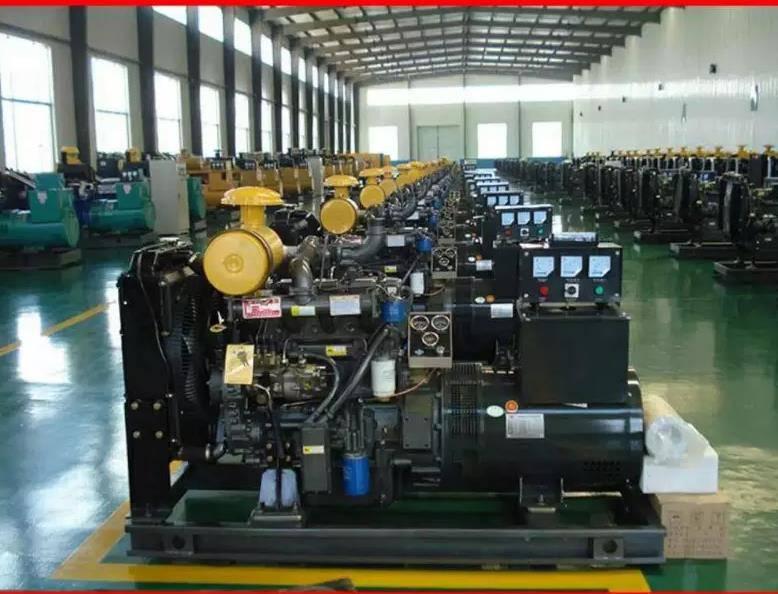 潍坊30千瓦柴油发电机组 潍柴发动机配件 酒店 网吧 房地产备用机组