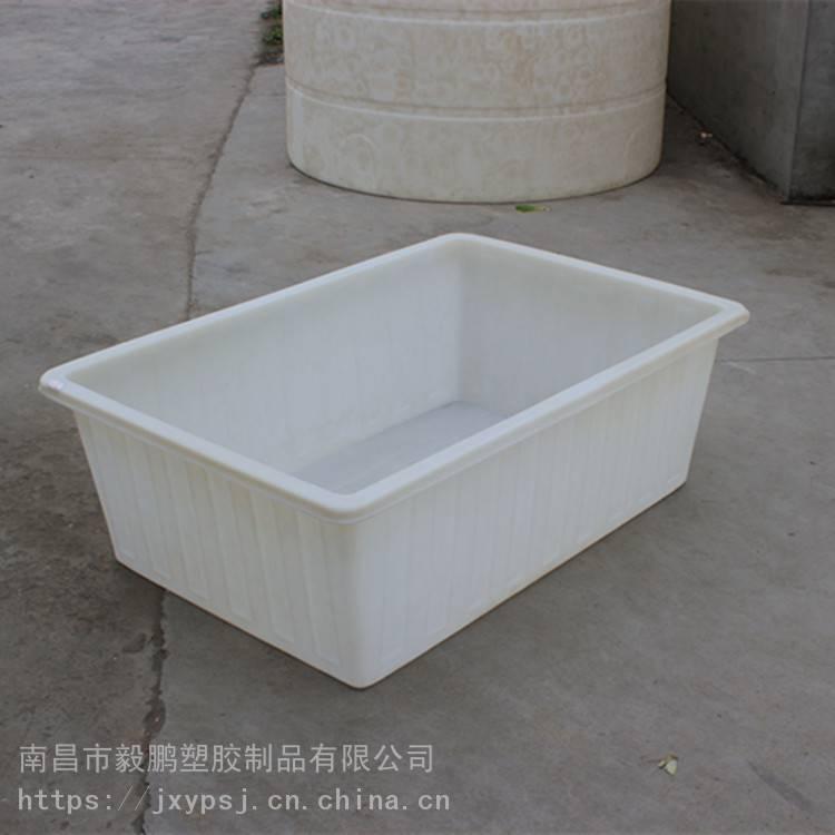 食品级PE方箱聚乙烯服装印染推车箱方形箱江西毅鹏塑胶制品