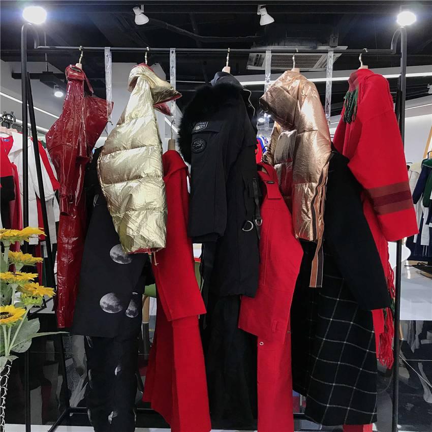 广州品牌女装批发专柜质量超低价格抖音快手淘宝直播优质一手货源