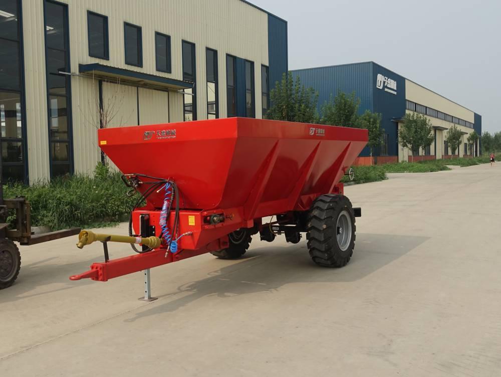 天盛机械2FGB-8JA撒肥机撒肥车撒粪车施肥机械撒粪机