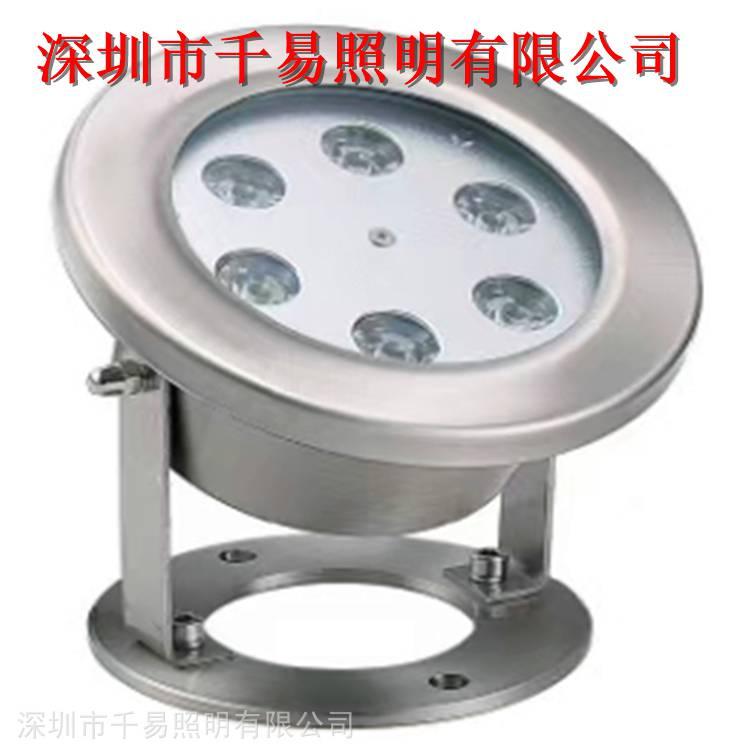水池水下灯具LED水底灯户外景观制造商