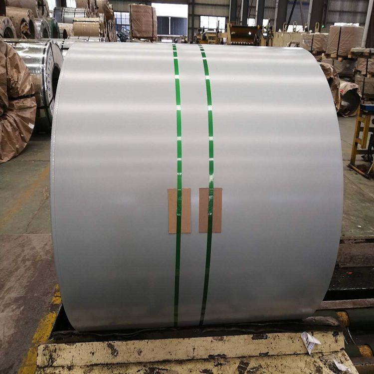 宝钢电镀锌开平板SECCN5冲压用1.0耐指纹板
