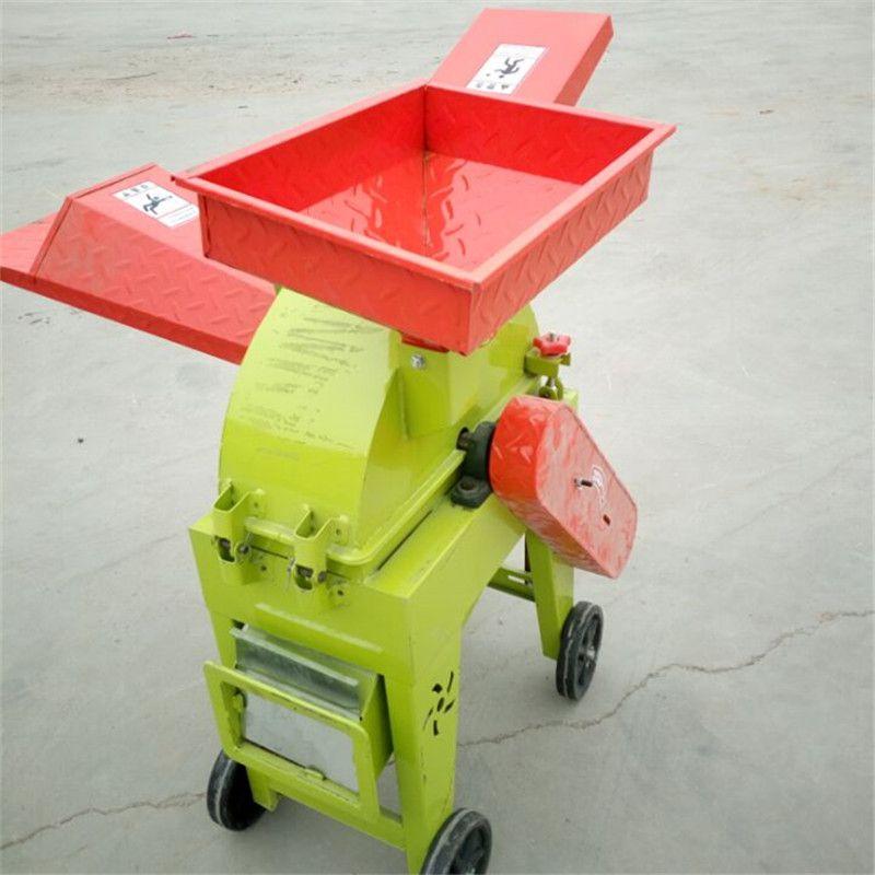 多功能铡草粉碎机 铡草揉搓机 多功能粉碎机