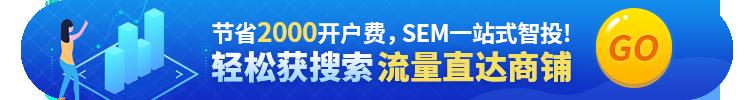 SEM代投放(點商寶服務)