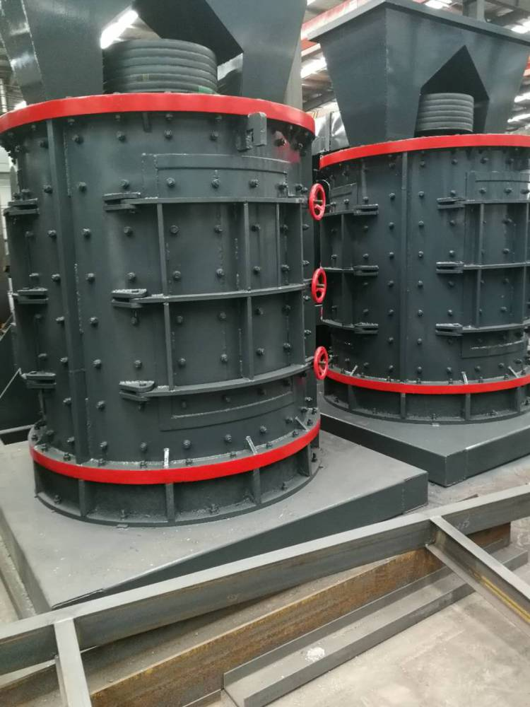 时产100吨河卵石哪一种制砂机耐用好产量高立式制砂机