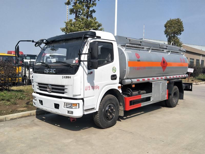 工地用流动加油车厂家直销 8吨10吨油罐车价格