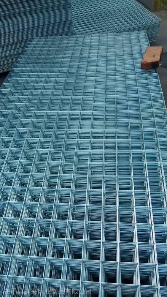 钢筋网片/电焊钢筋网片/建筑地基网