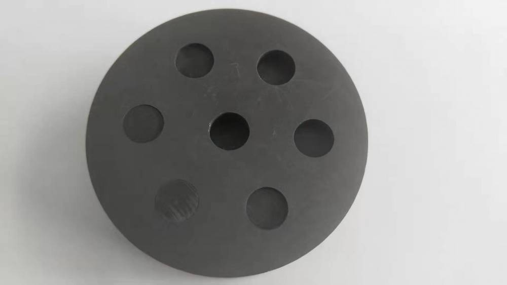 離子注入機固定用石墨部件視頻展示