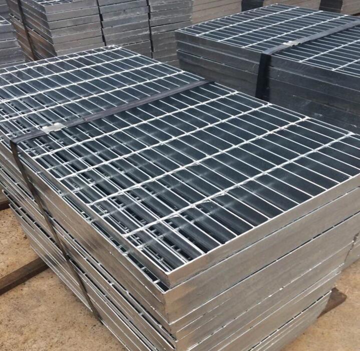 热镀锌钢格板厂家泰江实体厂家发货