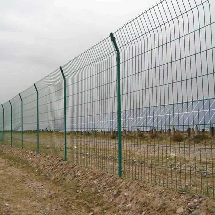松潘县园区隔离栅-光伏隔离栅-监狱隔离栅多钱一米