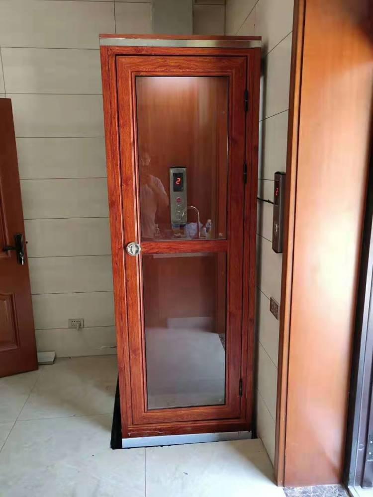 家用電梯視頻展示、定制2/3/4/5層家用液壓電梯、小型電梯