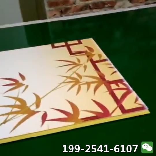 竹木纖維板過UV光油淋涂機UV淋涂完整視頻,高亮光效果