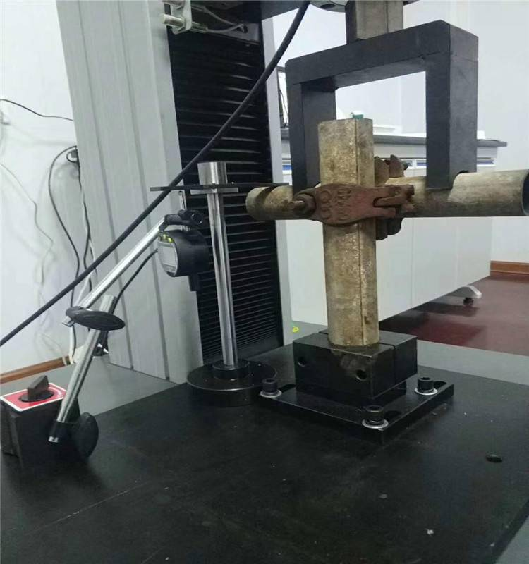 微机控制脚手架扣件-安全网-安全带综合试验机