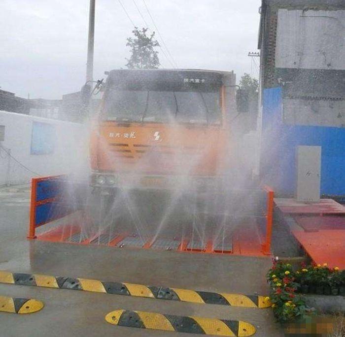 工地洗車機洗輪機廠家