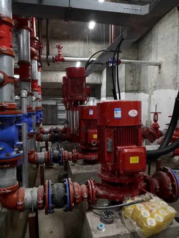 消防泵喷淋泵室内消火栓泵消防增压水泵高压高扬程