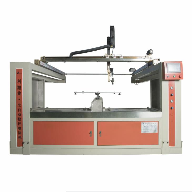自动喷涂生产线油漆喷漆机往复机喷涂线自动喷涂机水帘柜