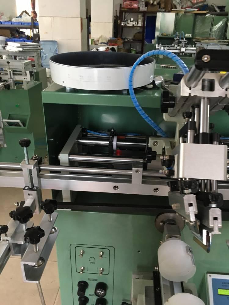 永州花盆平面丝印机厂家半自动丝印机