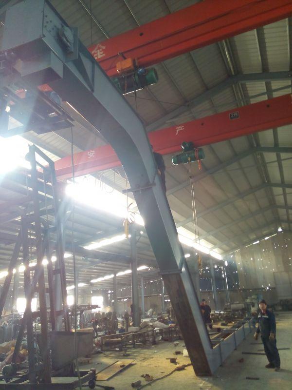 爬坡式刮板输送机  Z字形双板链刮板输送机