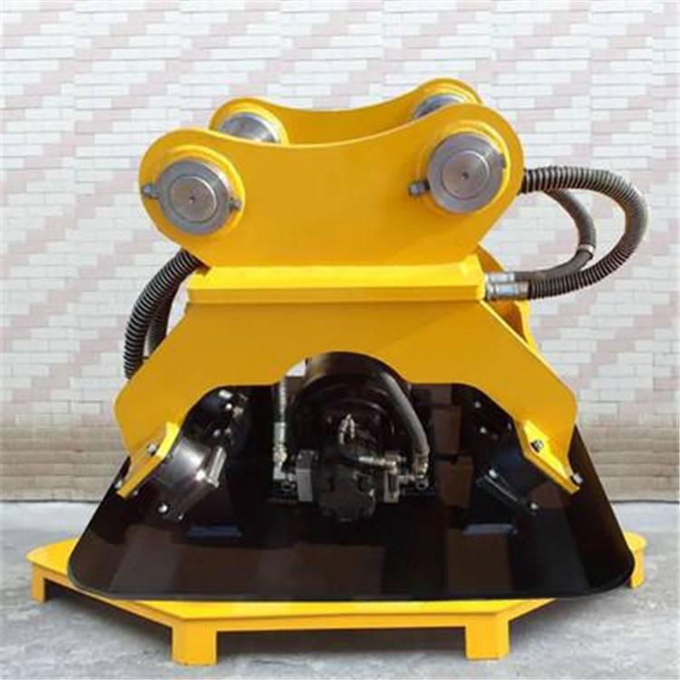 廠家直供挖機振動夯 打夯機 挖機多功能屬具夯實器