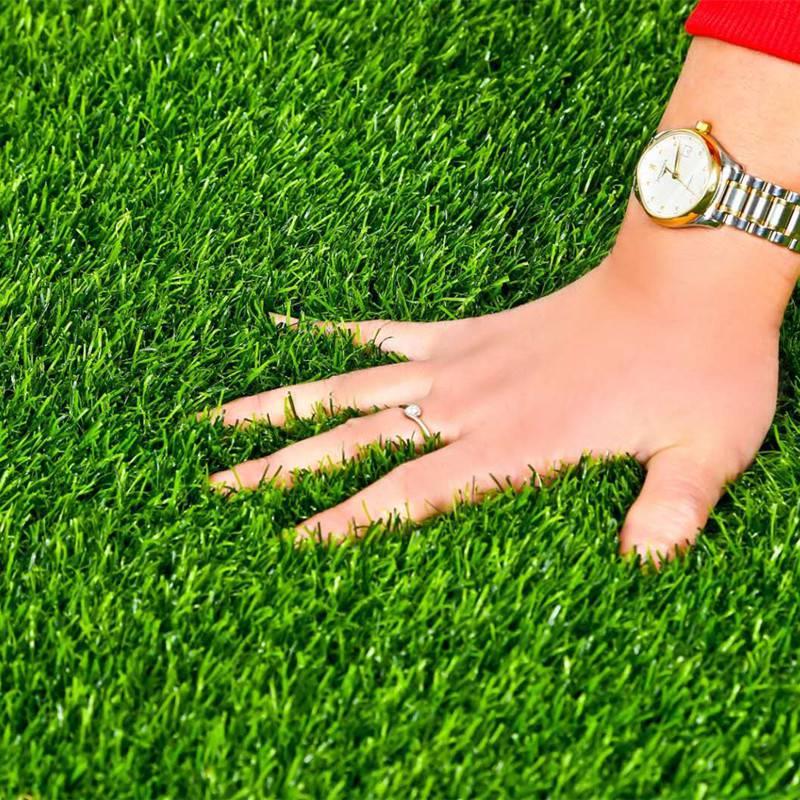 菲斯福人造草坪仿真草皮机器生产视频