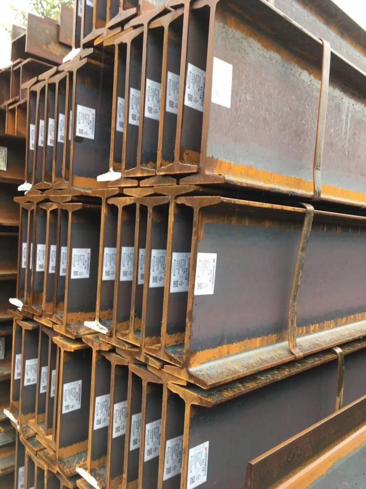 q345b唐钢H型钢 q345H型钢 国标高频焊接H型钢