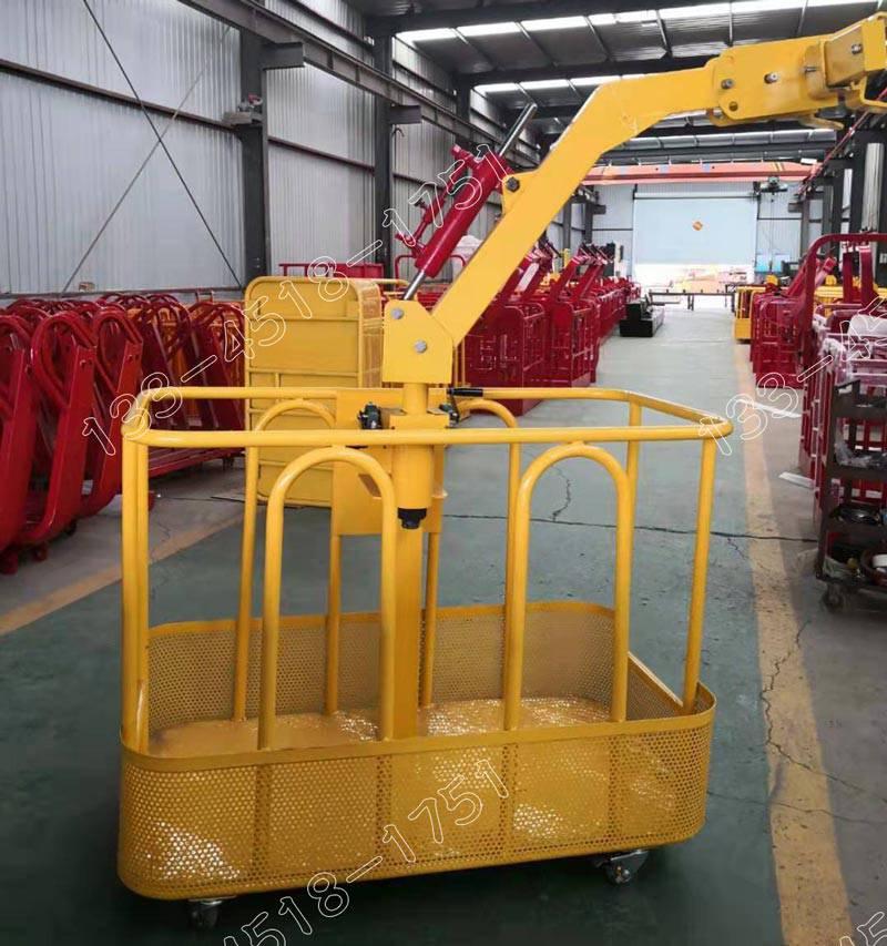 高空作业平台自制吊篮自动平衡厂家批发