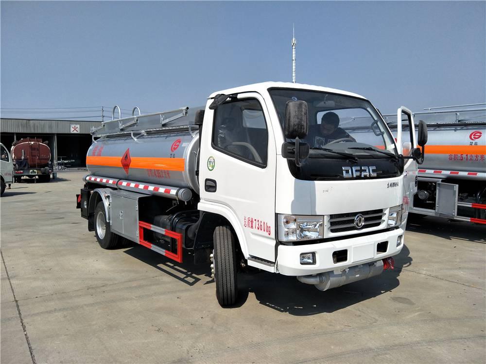 4吨东风多利卡流动加油车价格咨询:153-7729-7729