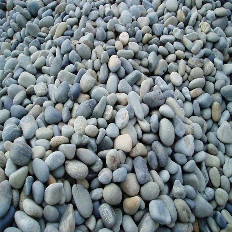 河北本格供应水过滤池用鹅卵石滤料 园艺 建筑工程用鹅卵石子