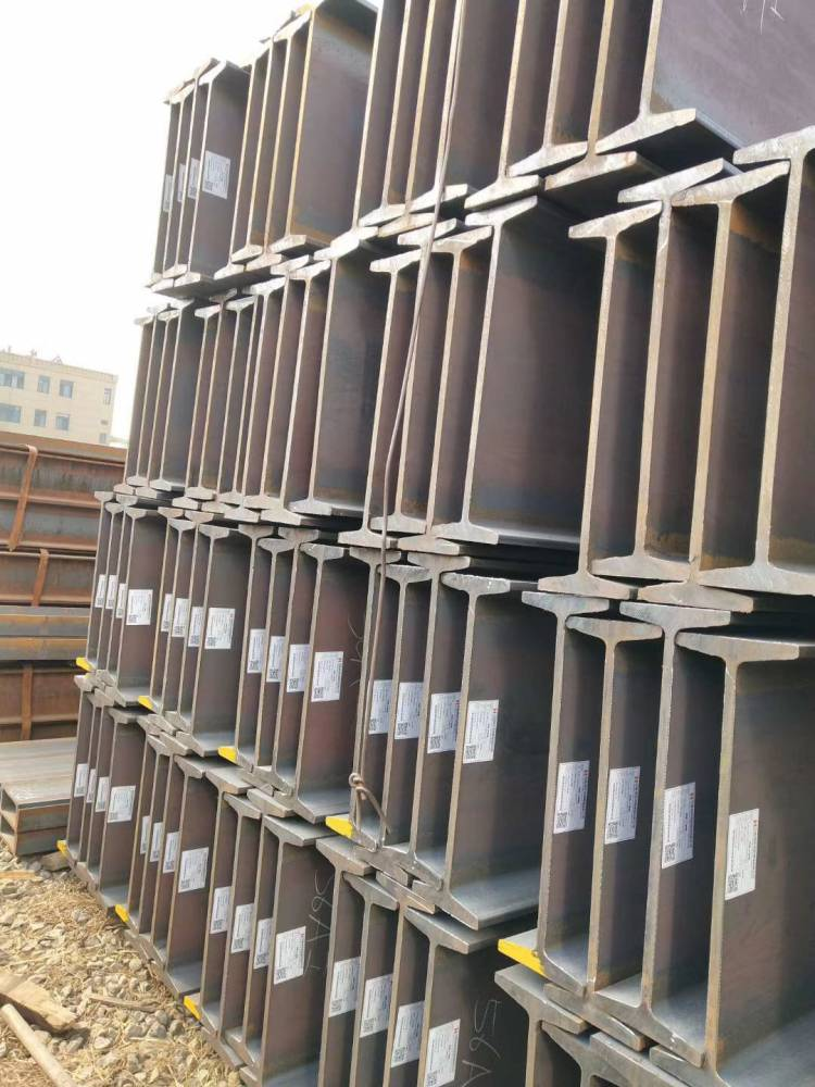 厂家按需定制焊接H型钢 热轧H型钢 埋弧焊接 钢结构 中和伟业