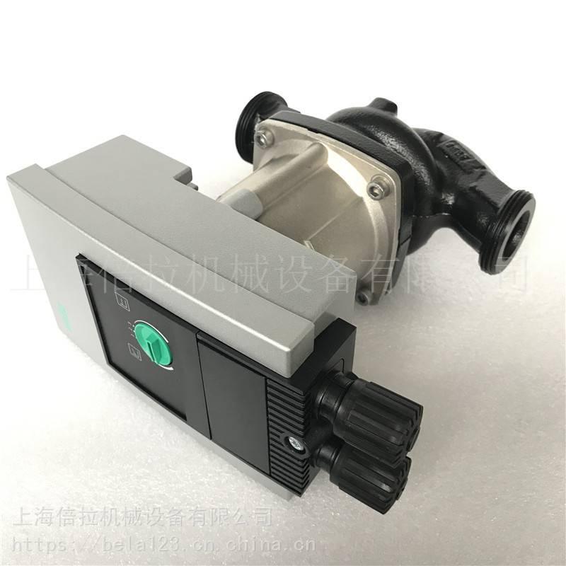 新款WILO屏蔽式混水变频泵Yonos PARA HF25/12