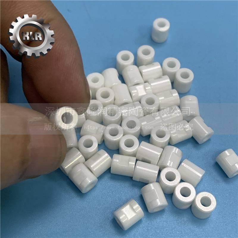 供应氧化锆陶瓷,陶瓷轴套,内孔珩磨加工