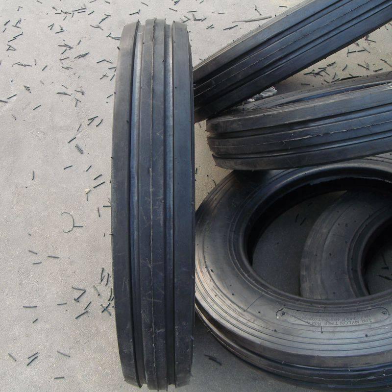 农用拖拉机前轮500-15导向轮胎价格