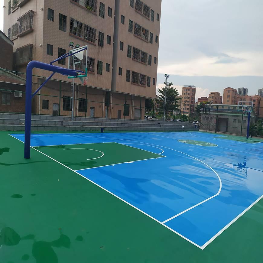 江门室内篮球场厂家 江门室内篮球场厂家造价