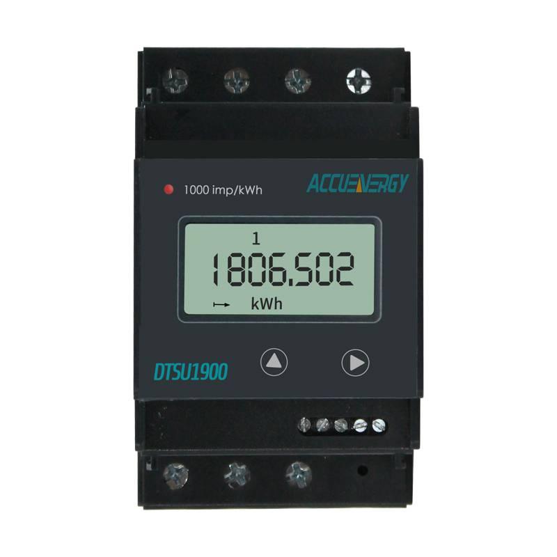 供应爱博精电DTSU1900三相四线电子式电能表