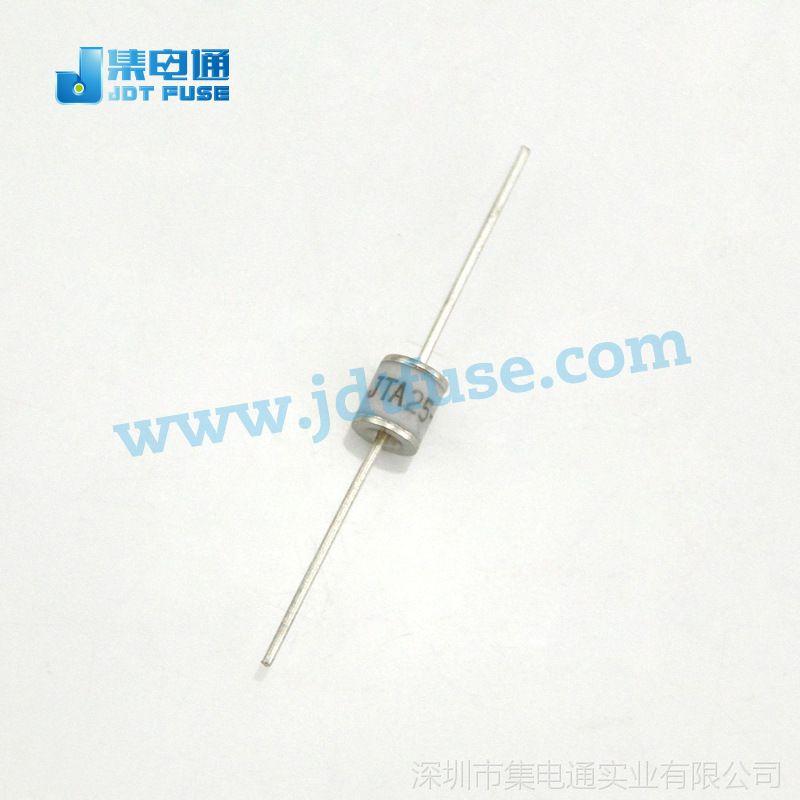 厂家GDT陶瓷放电管气体放电管150V防雷管JTA28-150H 带轴向引线