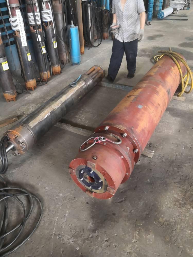 四級轉速大流量潛水電泵