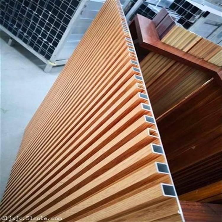 面馆墙面白色氟碳铝合金长城板 -2.0厚凹凸型定制
