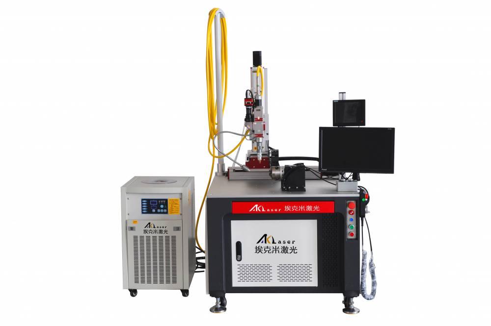 手持激光焊接机-埃克米科技无锡有限公司