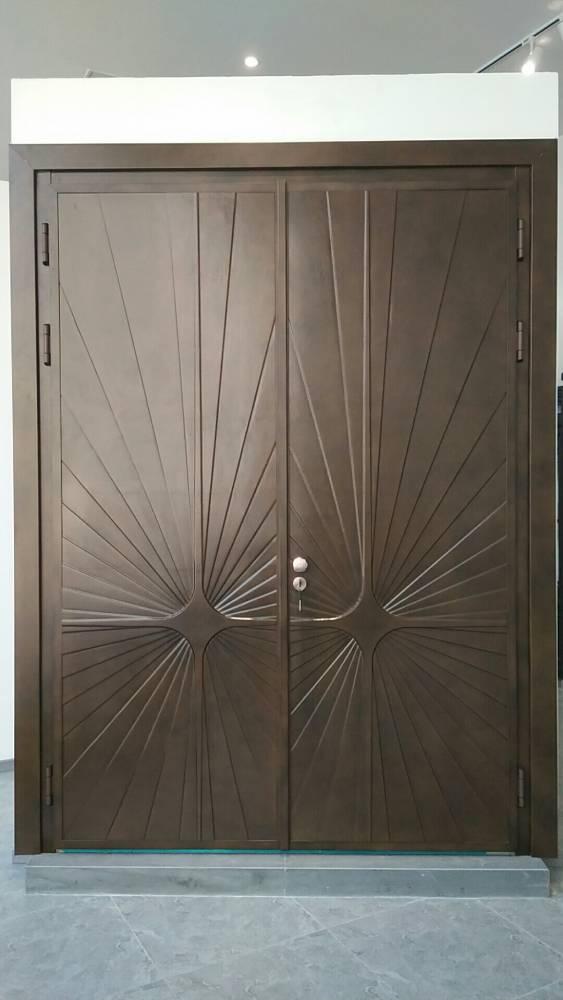 彙盈鋁藝裝家新品鑄鋁門上市